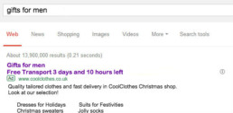5 Essentials of Holiday Marketing with AdWords 5 Essentials of Holiday Marketing with AdWords countdown search example uai 258x126