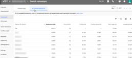 adwords auction insights – get to know your competitors AdWords Auction Insights – Get To Know Your Competitors Auction Insights How To 1 e1517328430908 uai 258x115