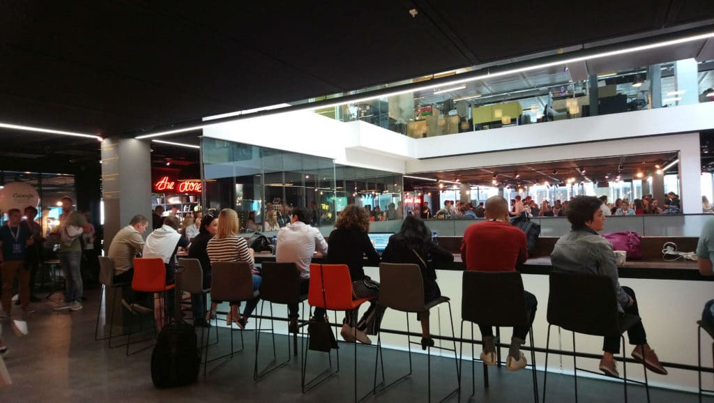 Retail at Google 2018: Inspiration & Advice from Experts Retail At Google 2018 Venue Atmosphere 1024x578 1024x578
