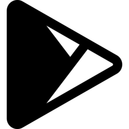 Services google play logo png white 2 uai 258x258