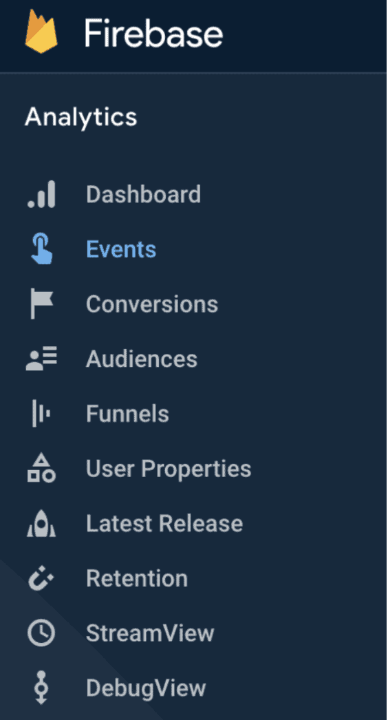 Firebase Analytics tracking for paid app campaigns Tracking Installs and In-App Events for Paid App Campaigns – What You Need to Know Screenshot 2020 06 05 at 15