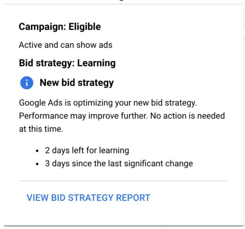 Optimizing Google App campaigns